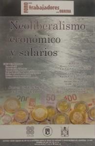 Neoliberalismo económico y salarios