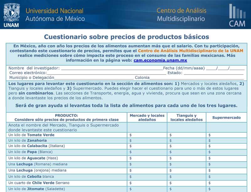 Cuestionario-de-precios-de-productos-básicos-2016-CAM-UNAM